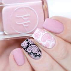 Painted Polish I Love Blush Collection - Swatches and Review