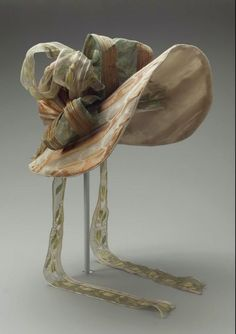 Hat, 1830, The Museum of Fine Arts, Boston