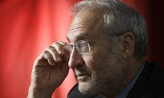The IMF research backs Nobel-winning economist Joseph Stiglitz's view that inequality is a drag on growth. Photograph: Murdo Macleod