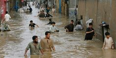 Piogge torrenziali in Pakistan: colpito il Punjab