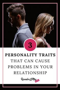 Understanding personality traits and how they affect your marriage - Ruxandra LeMay Relationship Mistakes, Communication Relationship, Relationships, Communication Skills, Anxiety Relief, Stress And Anxiety, Generalized Anxiety Disorder, Infj Personality, Effective Communication