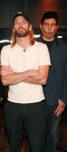 Taylor and Pat.