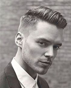 Best Hairstyles , 9 Great Hairstyles for Men Ideas : Haircuts For Men With Thick Hair