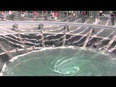 Poseidon 4 compost tea vortex style hurricane brewer 32 gallon. - YouTube