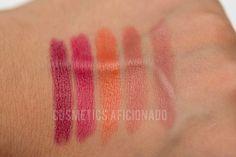 http://www.cosmeticsaficionado.com/lip-crayons-city-proof/ lip crayons, nyc, new york color, city proof