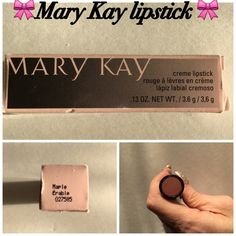 Mary Kay lipstick Mary Kay lipstick in shade: MapleNever used , swatched or otherwise. Mary Kay Makeup