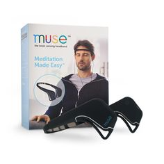 Mercola.com introduces Muse, the brain sensing headband, for a guided mindfulness meditation exercise. http://products.mercola.com/muse-headband/