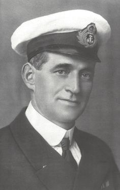 40-Year Old Tom Crean After the Voyage of the Endurance (1917)