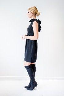 The Camilyn Beth 'Go Go' Dress in Black.