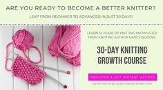 Knit Headband Pattern, Baby Hat Knitting Pattern, Knitting Patterns Free, Baby Patterns, Free Pattern, Crochet Patterns, How To Start Knitting, Knitting For Beginners, Knitting Basics