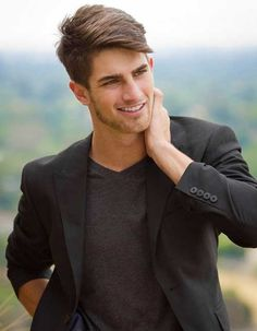 Mens Hairstyles 2015 More