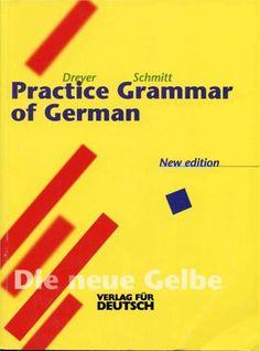 Dreyer schmitt practice grammar of german