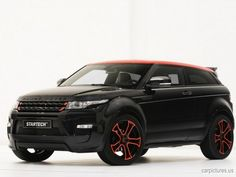 2012 Startech Range Rover Evoque