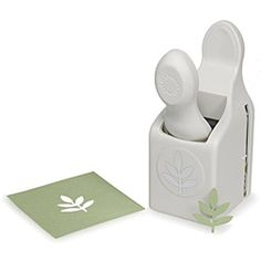 @Overstock - This Martha Stewart punch creates crisp shapes to use for embellishing cards and scrapbook pages. This punch stands up-right for easy access and storage.  http://www.overstock.com/Crafts-Sewing/Martha-Stewart-Medium-Branch-Punch/5186892/product.html?CID=214117 $8.49