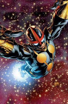 Nova by Joe Quesada