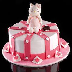 Hello Kitty en 3D, Gâteaux d'anniversaire, De 18 à 130 personnes - Gourmandise Tunisie
