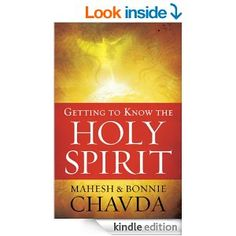 Christians have many ways to define their relationships with God; as Father, Savior, King, Comforter, or Healer, to name a few. Yet despite these numerous titles, believers often fail to see God in one of the most important roles in their lives: as Friend. International evangelists Mahesh and Bonnie Chavda show believers everywhere how to develop a close, personal friendship with God through the Holy Spirit.  $1.99 until April 7/14