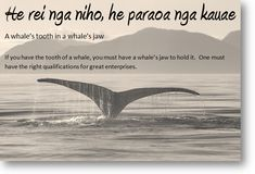 maori proverbs and sayings Maori Words, Proverbs Quotes, Maori Art, All Things New, Learning Spaces, School Holidays, New Zealand, Whale, Life Is Good