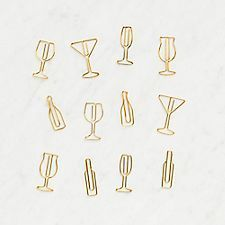 Drink Paper Clips