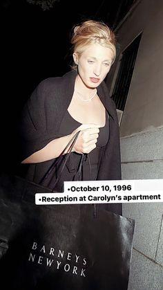 Carolyn Bessette Kennedy, Reception, Crown, Movie Posters, Movies, Fashion, Moda, Corona, Films