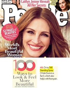 """#StillStandingSpray is delighted to be featured in @People Magazine's special """"World's Most Beautiful"""" issue as one of 100 select ways to look and feel more beautiful.  Thank you People Magazine! . . . . #people #magazine #fashion #ootd #wiw #style #beauty #beautiful #shoes #heels #celebrity #love #like #follow #photooftheday #instadaily #jj #luxe #glamour #glam #heelcomfort #comfort #stylist #outfit #violadavis http://tipsrazzi.com/ipost/1511054782902032578/?code=BT4WFGzB9jC"""