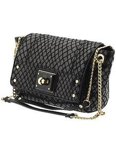 a50bd3c539cd Milly Isabella Python Tweed Small Flap