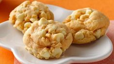 Orange Cream Cookies | | Holidays