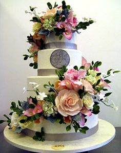 Use WeddingWire for everything you loved about Project Wedding, and so much more. Find new wedding ideas, book wedding vendors, and talk to real couples. Diy Wedding Cake, Wedding Cakes With Flowers, Wedding Cake Designs, Wedding Ideas, Wedding Decor, Beautiful Cakes, Amazing Cakes, Pastel Cakes, Traditional Cakes