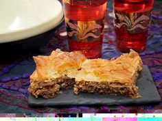 Receta Postre : Baklava, pastelitos árabes de frutos secos por Dviciobarcelona