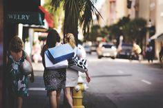 Charleston guide to shopping