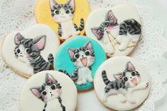 Chi's cat cookies                                                                                                                                                                                 More