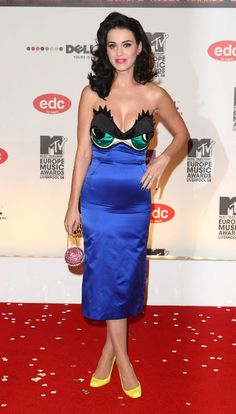 Katy Perry is Our Glamour Style Icon of the Week, What Will She Wear to the VMAs?!