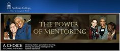 "If you Google ""Spelman College"" & ""mentoring,"" your search will produce 73,200 results. #GiveBack"