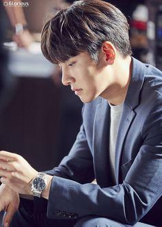 "[Drama] A pictorial starring Ji Chang Wook, ""Maketh Suit King"" Asian Actors, Korean Actors, Ji Chang Wook Photoshoot, Fabricated City, Empress Ki, Suspicious Partner, Dong Hae, Chinese Man, Kdrama Actors"