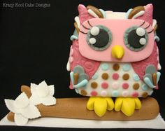 gum paste, cupcak idea, owls cakes, owls for cupcakes, cake design, cupcake decorating owls, owl cakes, cupcake toppers, cakes designs