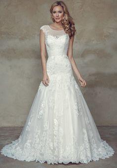 Mia Solano M1529Z Wedding Dress - The Knot