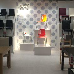 ikea alcorcon madrid modern chair display