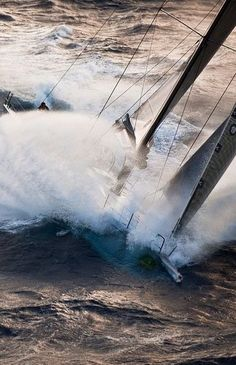 Extreme Sailing- no thanks, one of my biggest fears