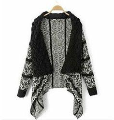 2016 Autumn and Winter Cardigan Fashion Women Sweater Women Big Casual Knitting Sweater Women