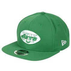New York Jets New Era Joe Namath 9FIFTY Snapback Cap: New York Jets New Era Joe Namath 9FIFTY Snapback Cap A cap for the true fan, New Era…