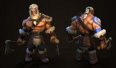 Viking 3D Fanart by Philémon Belhomme – zbrushtuts
