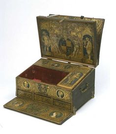 Henry VIII.'s Writing Desk                              …