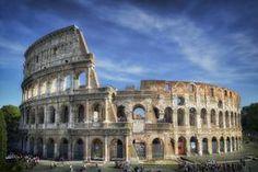 Roman Icon, photo by Joan Carroll #colliseum