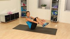 One-Minute Ab Workout For a Killer Core: It's time to upgrade your crunches and go atomic!
