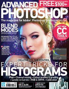 Advanced Photoshop - Photoshop Galleries, Tutorials, Reviews & Advice