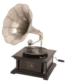 Manhattan Gramophone - always wanted one of these