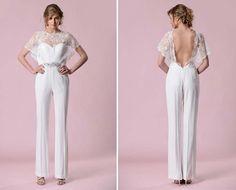 Gemy Maalouf bridal jumpsuit