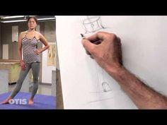 Gesture Drawing with Chris Warner (Otis College)