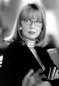Diane Keaton #demure #classy
