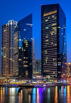Silverene Tower, Dubai Marina | RMJM